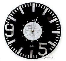 """Zegar ścienny JVD HJ46 - Elizabeth Lawson - """"Here We Go"""""""