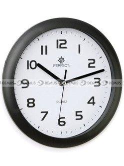 Zegar ścienny Perfect 7130-BLACK