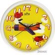 Zegar ścienny dla dzieci MPM E01.3088.0010.SW