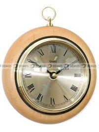 Zegar ścienny drewniany TFA 140-0-D