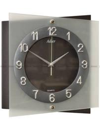 Zegar ścienny szklany 21115ANTR