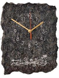 Zegar ścienny z kamienia Demus Stone-Clock-14
