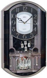 Zegar wiszący Adler 30162-Black