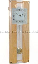 Zegar wiszący kwarcowy z wahadłem N12009.68
