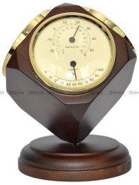 Zegar z Barometrem, Termometrem i Higrometrem - Timeking PW980-W