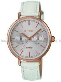 Zegarek Damski Casio Sheen SHE 3054PGL 2AUER