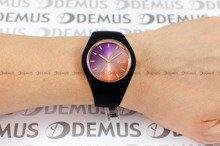 Zegarek Damski Ice-Watch - ICE Duo Chic Black Purple 016982 M