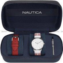Zegarek Damski Nautica Coral Gables NAPCGS007 - W zestawie dodatkowy pasek