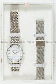 Zegarek Damski Rosefield Upper East Side USST-X187 - W zestawie dodatkowa bransoleta