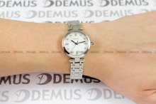 Zegarek Damski Seiko SRZ529P1 - z Diamentami