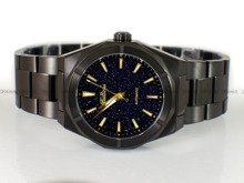Zegarek Męski Automatyczny Balticus Czarny Pył