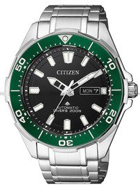 Zegarek Męski Citizen Promaster Diver Automatic Titanium NY0071-81EE