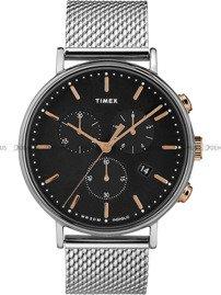 Zegarek Męski Timex Fairfield Chronograph TW2T11400