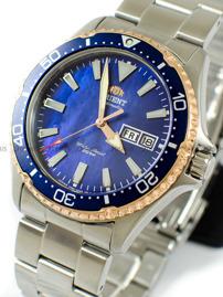 Zegarek Męski automatyczny Orient Ray Mako III RA-AA0007A09A - Limitowana edycja