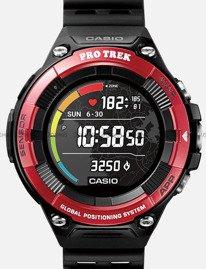 Zegarek Smartwatch Męski PROTREK SMART WSD F21HR RDBGE