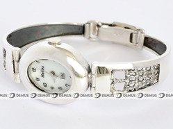 Zegarek Srebrny Helios Prestige HP12