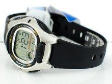 Zegarek damski na pasku Casio LW 200 1AVEF