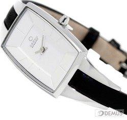 Zegarek damski na pasku Obaku V120LCIRB